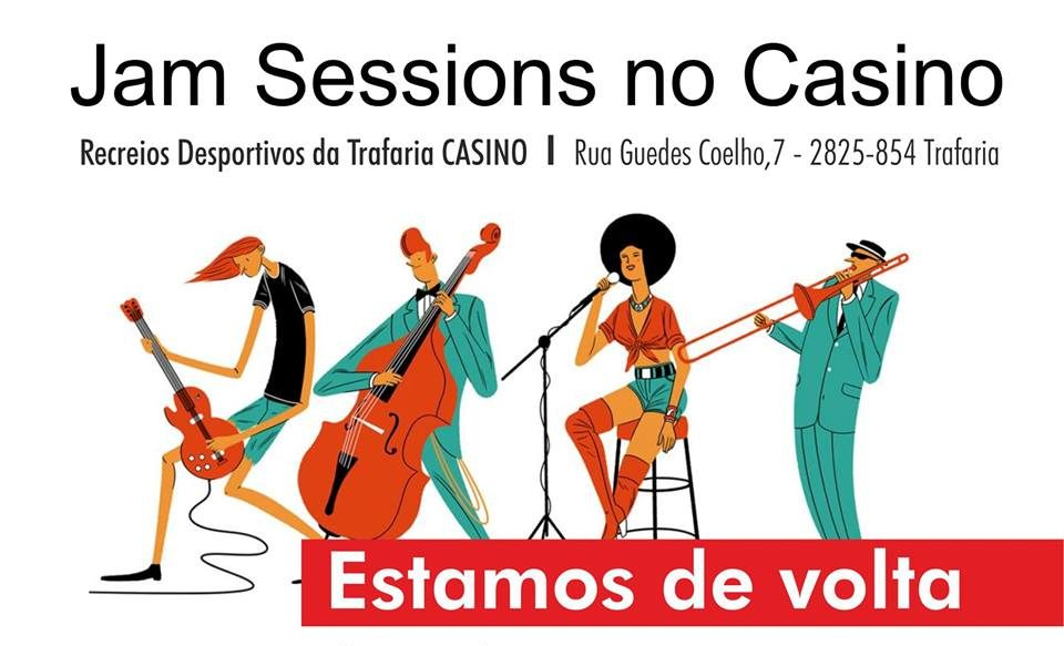 Jam Session Casino | #Estamosdevolta