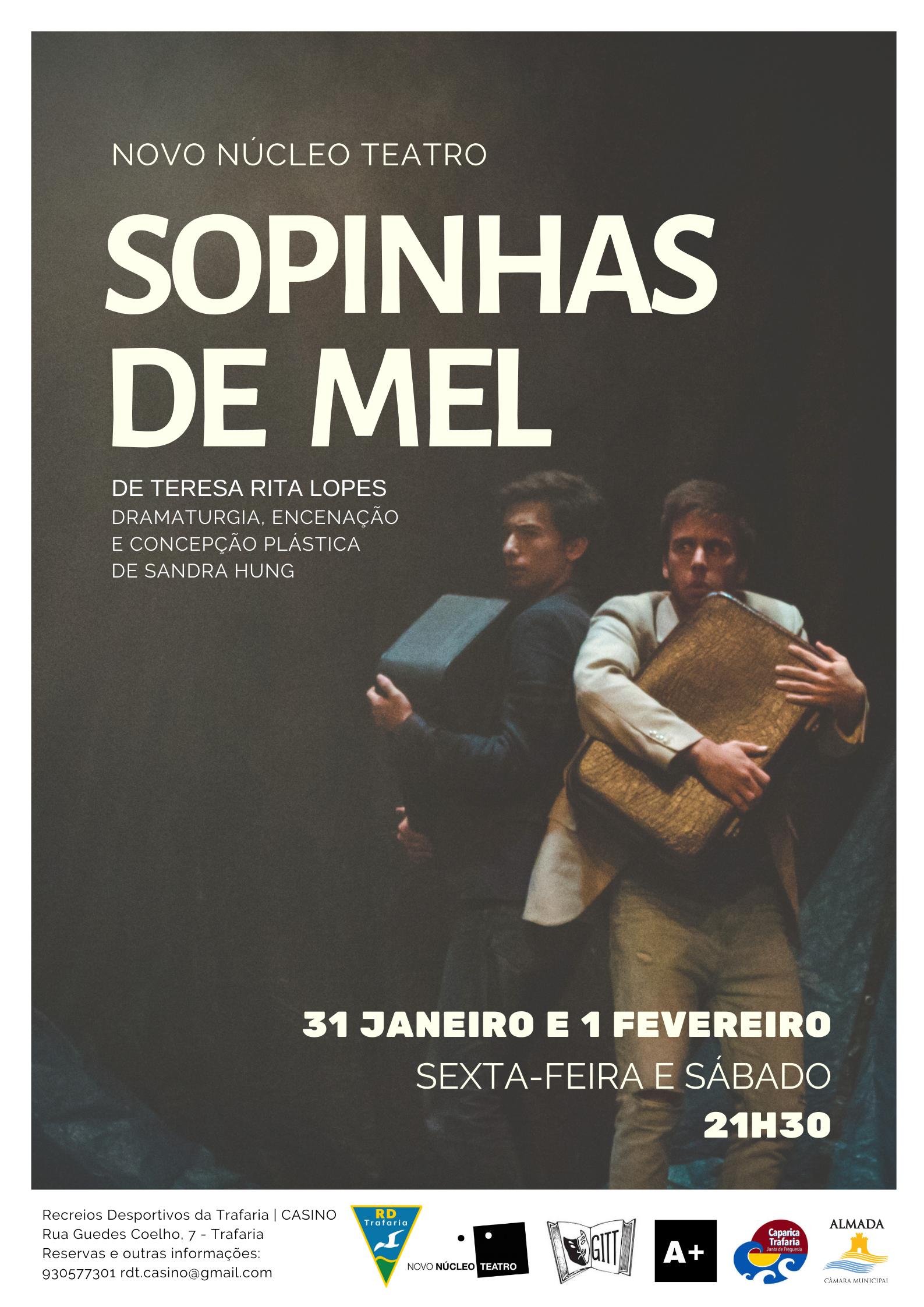 TEATRO | SOPINHAS DE MEL | NNT
