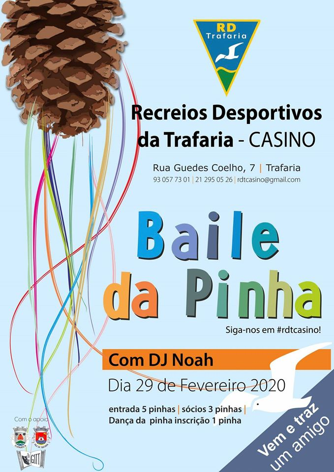 Baile da Pinha | RDTCasino | 2020
