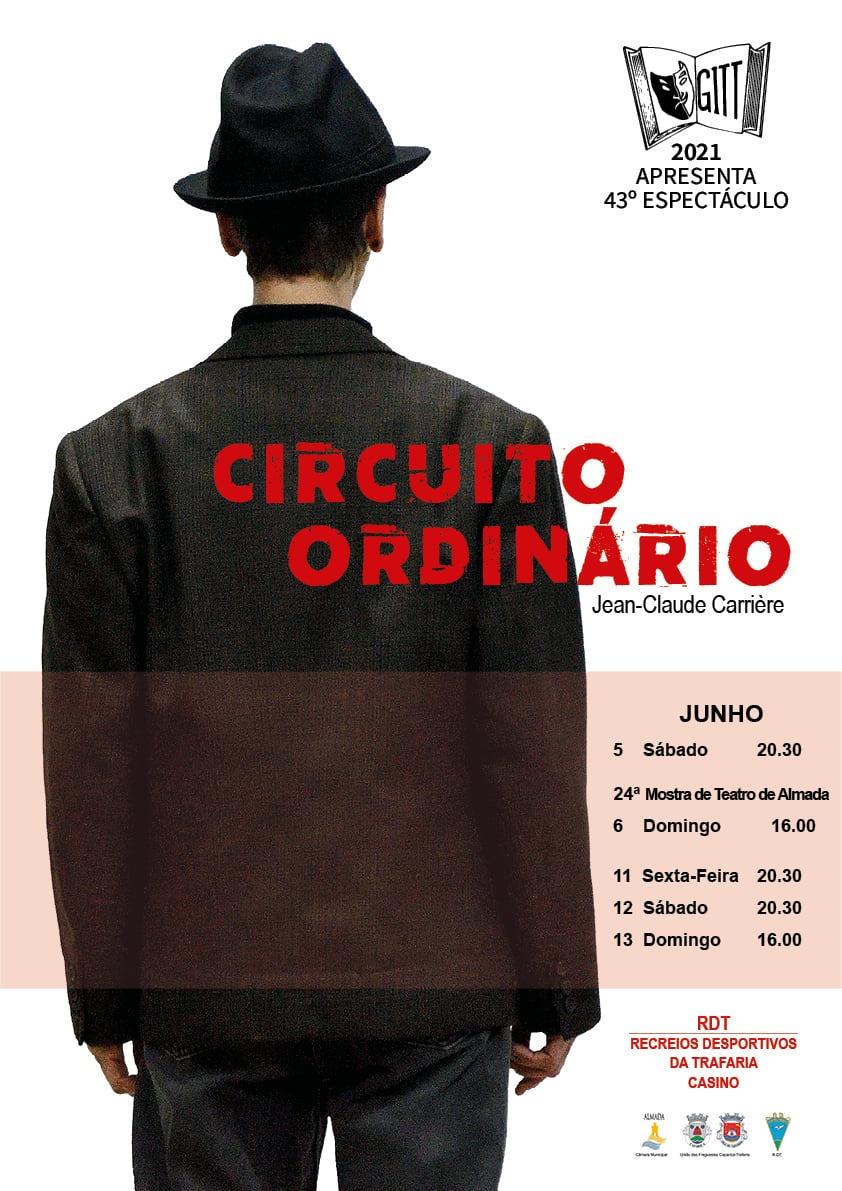 Teatro | Circuito Ordinário | GITT